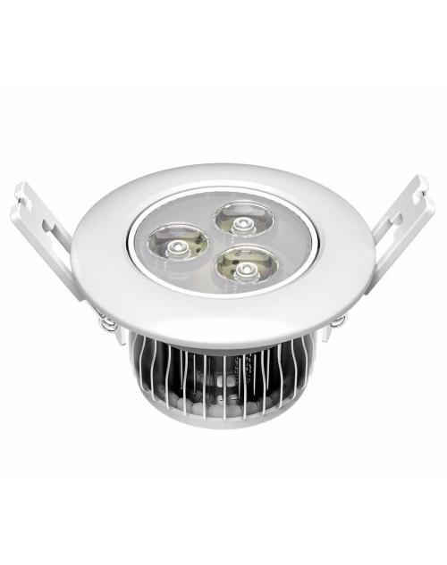 Recessed Spotlighting 3W Flush Mount LED Ceiling Light