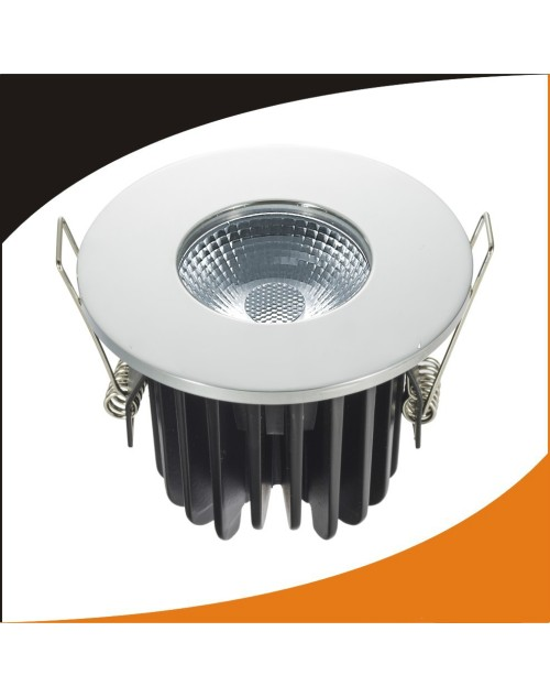 10w IP65 Fire-rated Dimmable LED