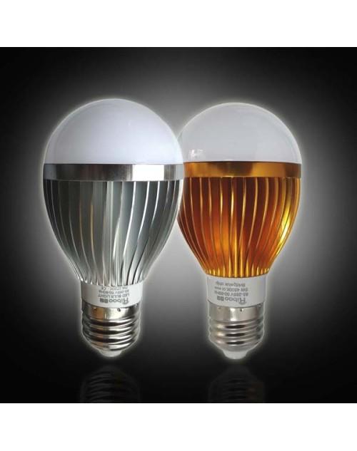 5W E27 LED Globe Bulb