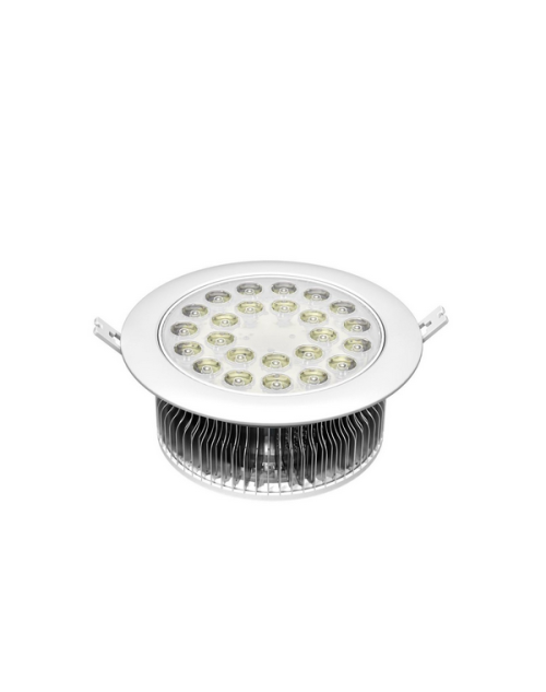 Recessed Spotlighting 24W Flush Mount LED Ceiling Light