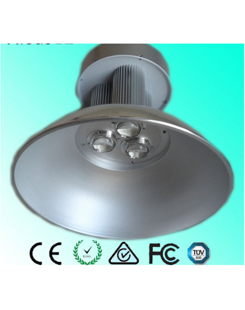 High Output Aluminum Shell Industrial 80W High Bay LED Light