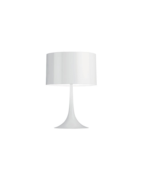 9.6-3 spun metal frame and diffuser die-cast aluminum pressed glass upper Table Lamp