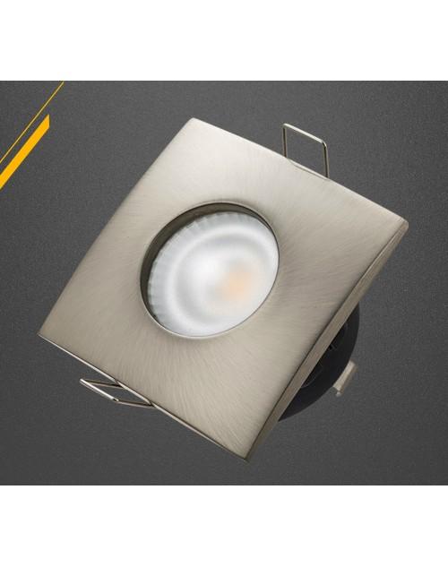 CE RoHS SAA CB Approved Gu10 Warm White IP44 7W LED COB Spotlight