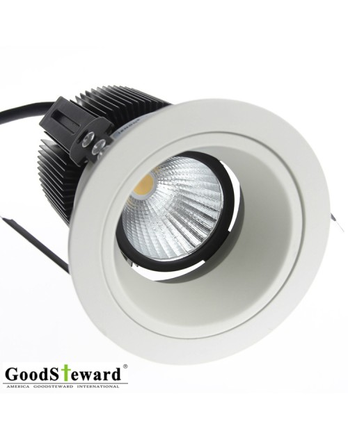 Hotel lighting wholesale, 220v 1450lm 15w cob led downlight
