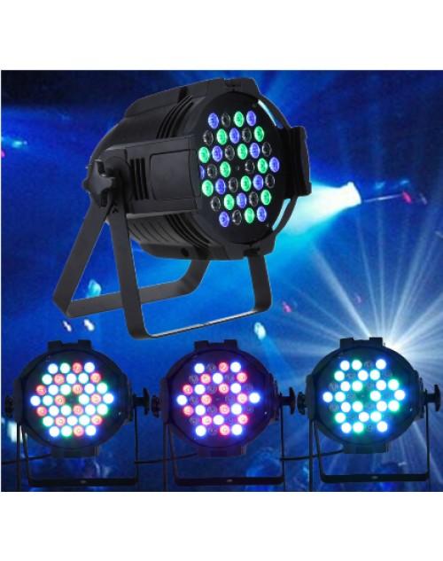 DJ Club Party Light Disco Stage Effect DMX LED RGB par36 led light