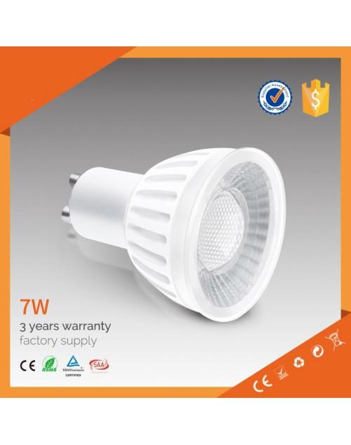 3000k 4000k 5000k 7w spotlight gu10 gu10 spotlight bulb