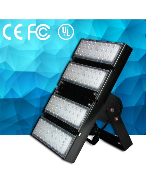Modular Lightweight IP65 120W LED Tunnel Light