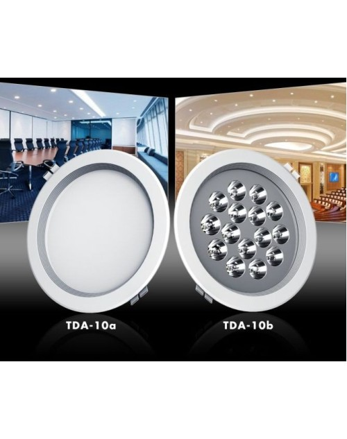 10 inch 36W Ceiling-mounted LED Spotlighting Downlight