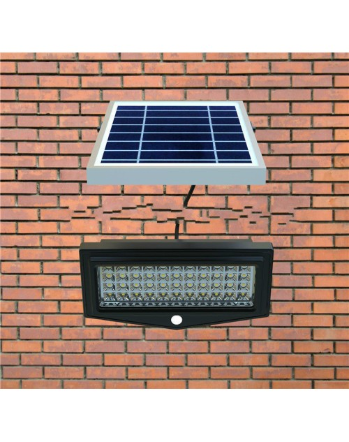 Waterproof IP65 Motion Sensor Led CE ROHS Solar Light For Garage