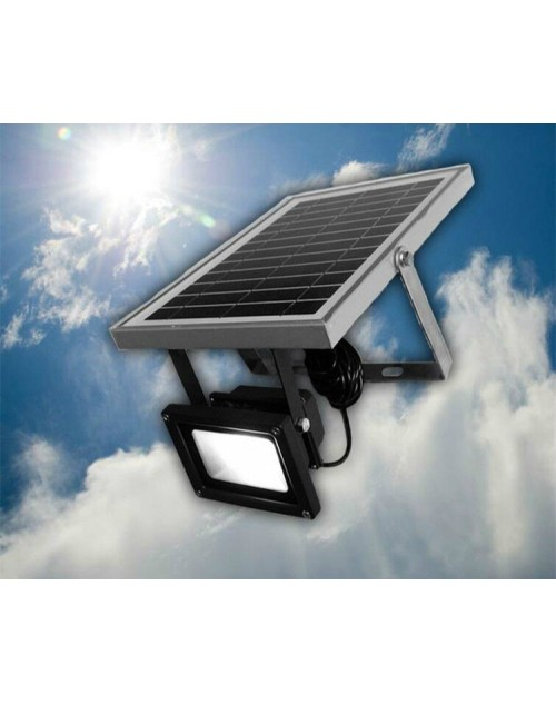 4000mA battery outdoor street saving energy 3w led solar flood light